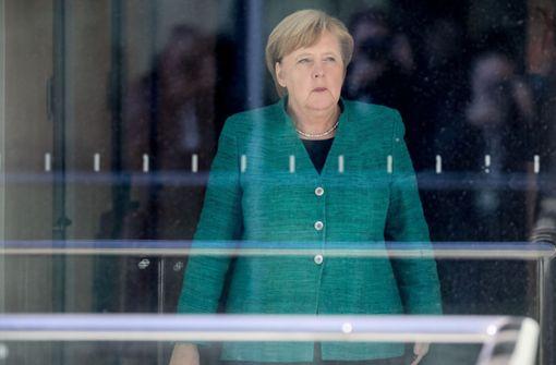 Seibert: Merkel stellt nicht Vertrauensfrage im Parlament