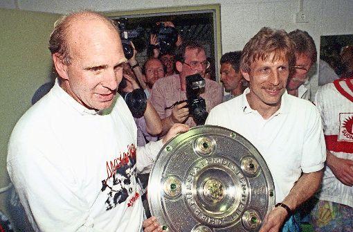 Das Comeback des VfB