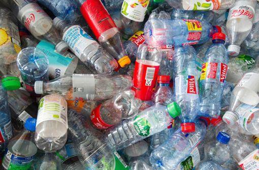 Die Spuren des Plastikmülls