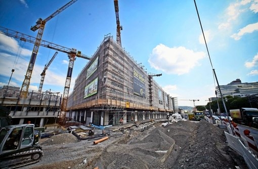 Neues einkaufszentrum zur milaneo er ffnung droht for Einkaufszentrum stuttgart