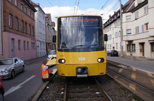 Ein 43-jähriger Fahrer war auf der Wasenstraße unterwegs. Foto: SDMG