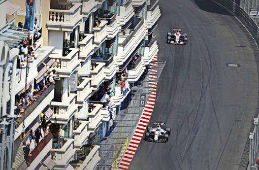 Formel 1 trotz Feinstaub