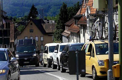 Die Grabenstraße wird im Sommer 2014 saniert
