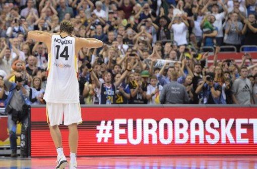 Spielt Nowitzki weiter für Deutschland?