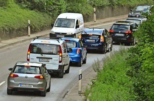 Höchste Dringlichkeit für Straßenausbau
