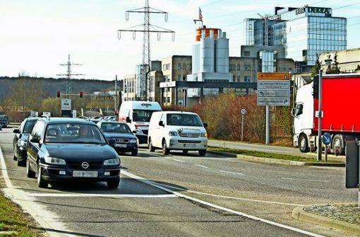 Verkehr bleibt Schwerpunkt im Synergiepark