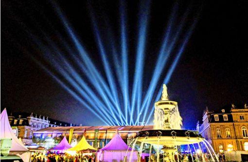 Die Jazz Open lassen den Schlossplatz leuchten