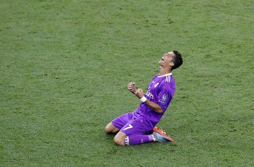 Real Madrid schreibt mit Sieg gegen Juve Geschichte