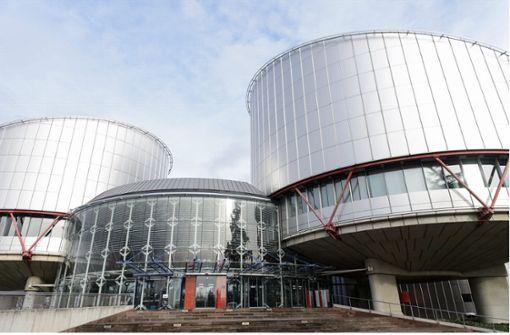 Aktivist scheitert in Straßburg