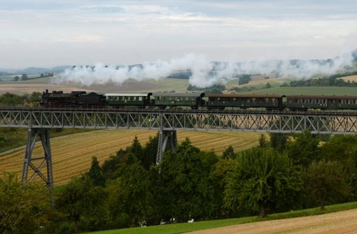 Historische Bahn bleibt im Depot