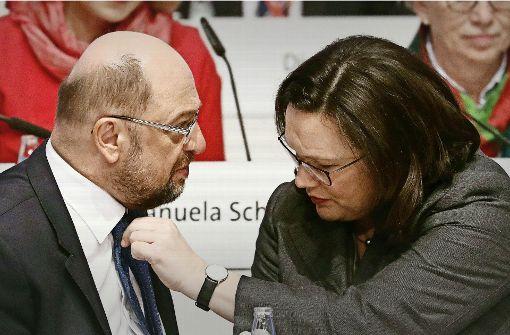 SPD sagt Ja zu Sondierungen mit der Union