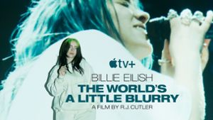Billie Eilish ganz privat
