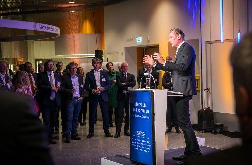 """Bürgerpreis der deutschen Zeitungen für """"Pulse of Europe"""""""