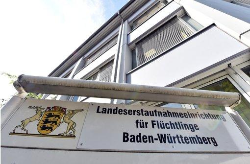 Ziel Karlsruhe: 79 Prozent mehr Asylbewerber binnen eines Jahres Foto: dpa