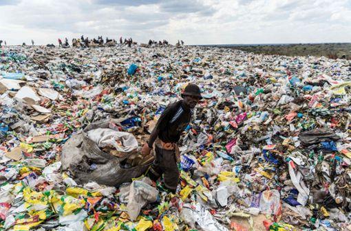Plastikmüll vergeht nicht