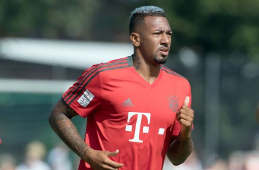 Verlässt Jerome Boateng den FC Bayern München und wechselt ins Ausland? Foto: dpa