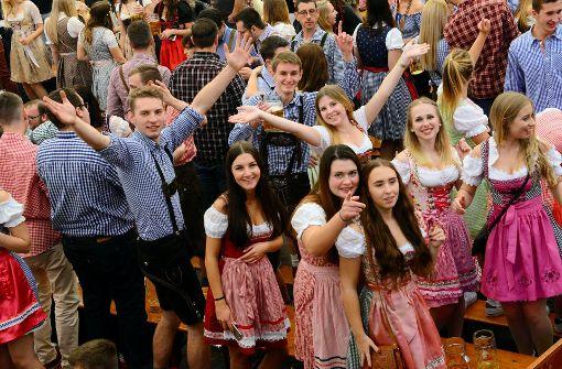 volksfest zelt