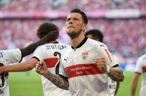 Daniel Ginczek kann sich Wechsel zu Wolfsburg wohl vorstellen