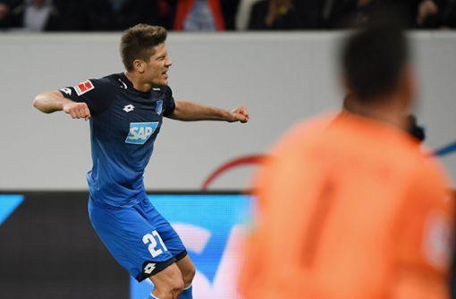 Hoffenheim gewinnt gegen Hannover 96