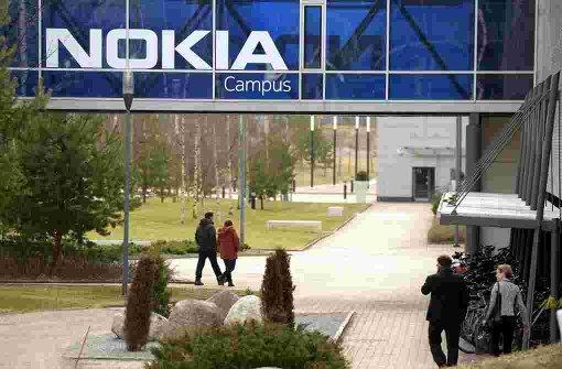 Nokia streicht Tausende Jobs