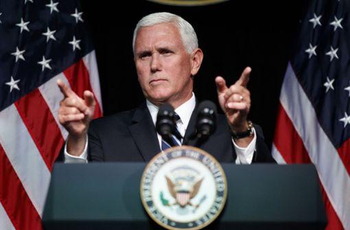 USA wollen bis 2020 Weltraum-Armee