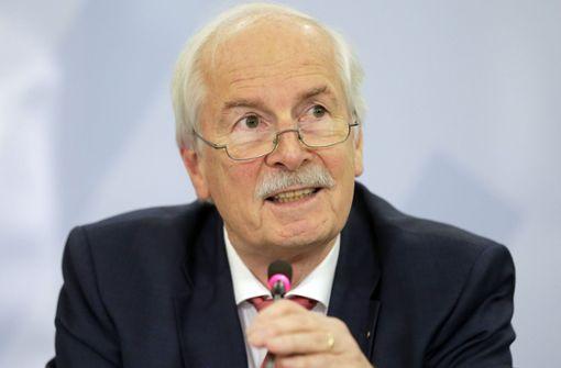 Ex-Generalbundesanwalt stirbt in Karlsruhe