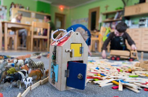 Stadträte weiten Kinderbetreuung aus