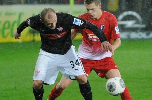 Konstantin Rausch sprang für den verletzten Arthur Boka ein – und machte seine sache gut: Note 2 Foto: Bongarts