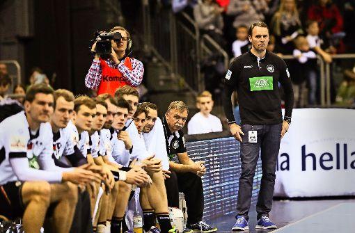 Handball-Fans schauen in die Röhre