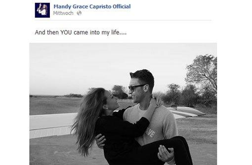 Mandy und Mesut machens offiziell