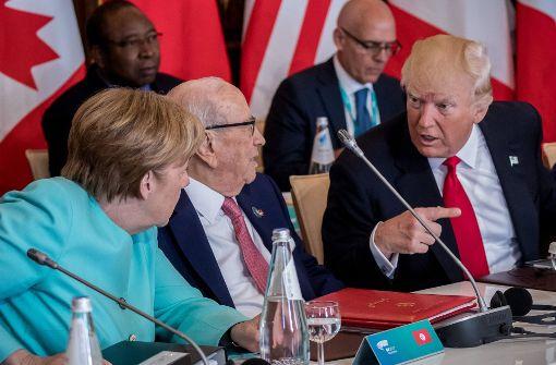 G7-Gipfel erreicht keine Einigung zum Klimaschutz