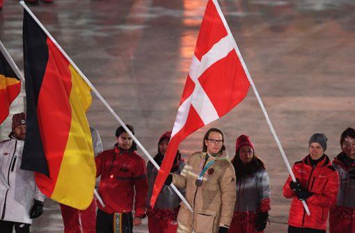Winterspiele in Pyeongchang feierlich beendet