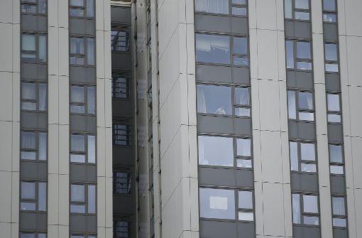 4000 Menschen verlassen Wohnungen wegen Feuergefahr