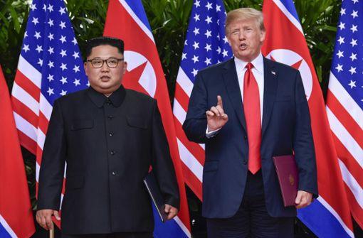 USA wollen Manöver nicht länger aussetzen