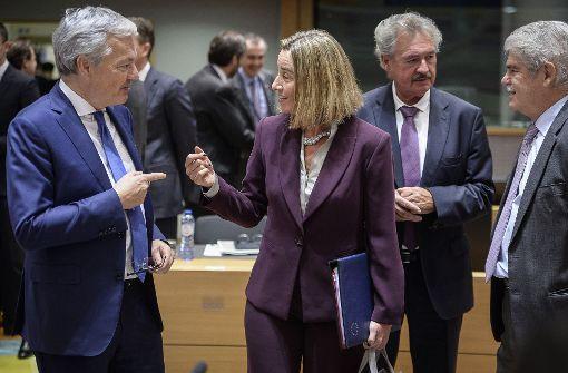 EU-Staaten bringen neue Verteidigungs-Union auf den Weg