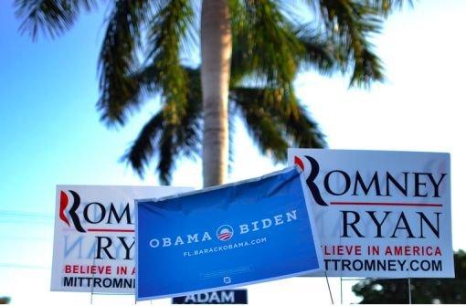 Florida auf der Kippe vor letzter Debatte