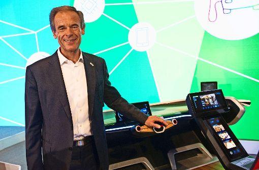 Bosch startet  mit hohem Umsatzplus