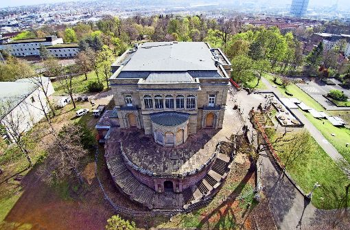 Kuhn bestärkt Ideengeber für  Villa Berg