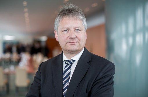 Der 53-jährige Jurist Bruno Kahl ist neuer Chef des Bundesnachrichtendienstes – eine sehr überraschende Personalentscheidung des Kanzleramts. Foto: dpa