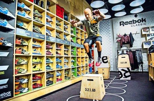 Adidas schickt Reebok ins Trainingslager