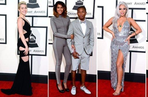 Die besten Grammy-Outfits