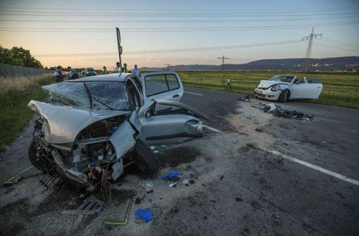 Betrunkene verursacht Unfall – mehrere Schwerverletzte