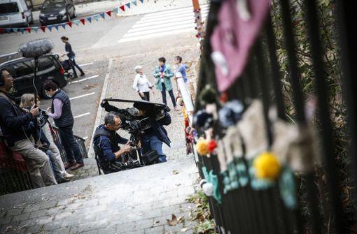 Der japanische TV-Sender NHK hat diese Woche eine Dokumentation über die Stuttgarter Stäffele gedreht. Foto: Lichtgut/Leif Piechowski