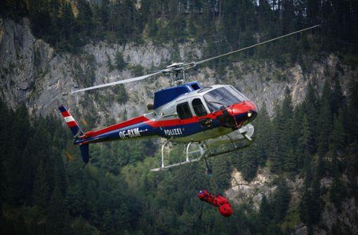 Bei dem Unfall waren Rettungskräfte mit dem Hubschrauber im Einsatz (Symbolbild) Foto: APA