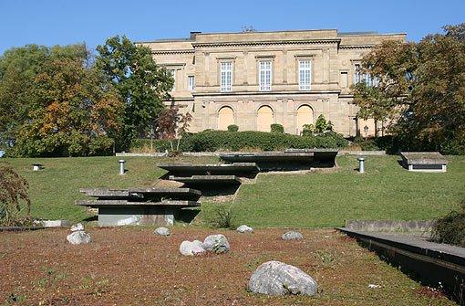 Die Villa Berg - einst ließ sie ein verliebter Kronprinz Karl für seine russische Frau Olga errichten. Foto: the