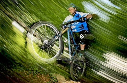 Biken macht Spaß, ist aber auch gefährlich. Foto: dpa
