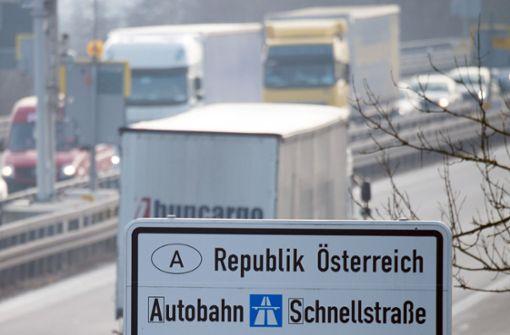 Autobahnen in Österreich sicherer als in Deutschland