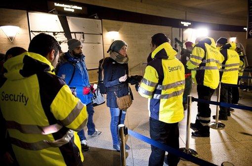 Die Grenze zwischen Dänemark und Schweden wird strenger kontrolliert. Foto: dpa