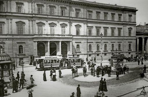 """""""Das Kronprinzenpalais in Stuttgart wieder erlebbar machen"""""""