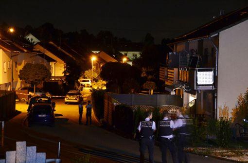 Familiendrama in Nürtingen-Reudern: Hier hat ein Mann zwei Menschen in den Kopf geschossen. Foto: Andreas Rosar Fotoagentur-Stuttg
